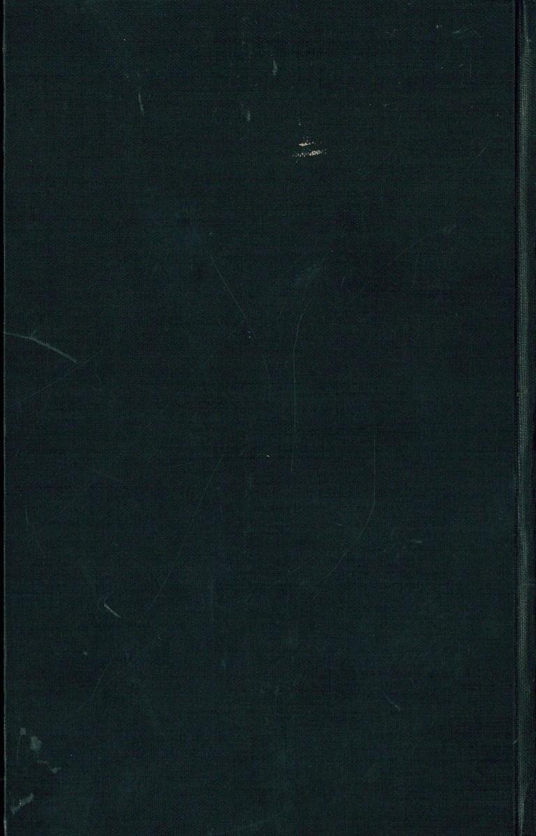 Geschichte der Magie 1926 - Rückencover