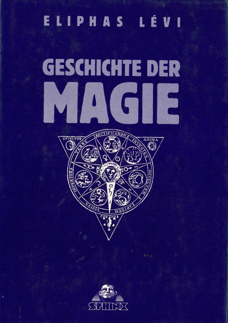 Geschichte der Magie 1985 - Titelcover