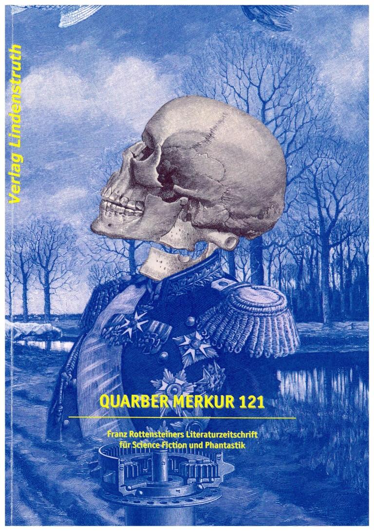 Quarber Merkur 121 - Titelcover