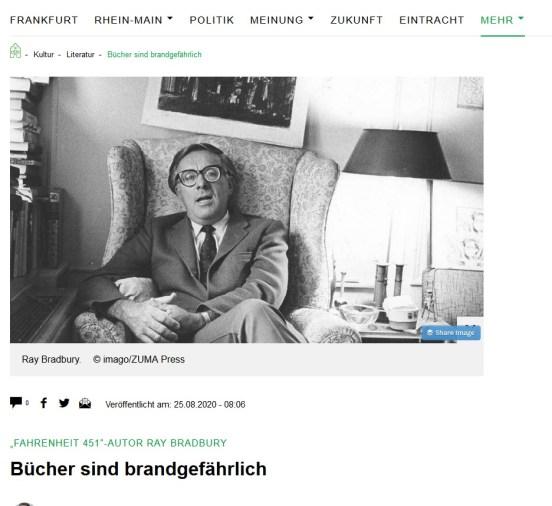 Frankfurter Rundschau 2020-12-29
