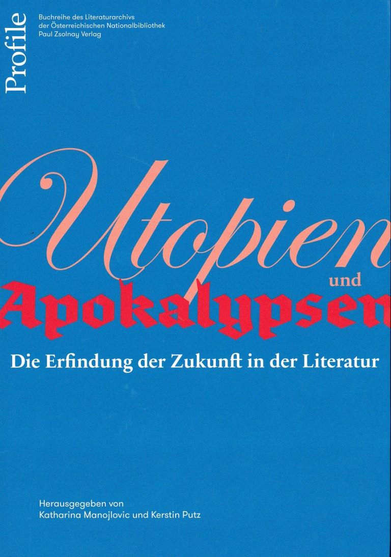 Utopien und Apokalypsen - Titelcover