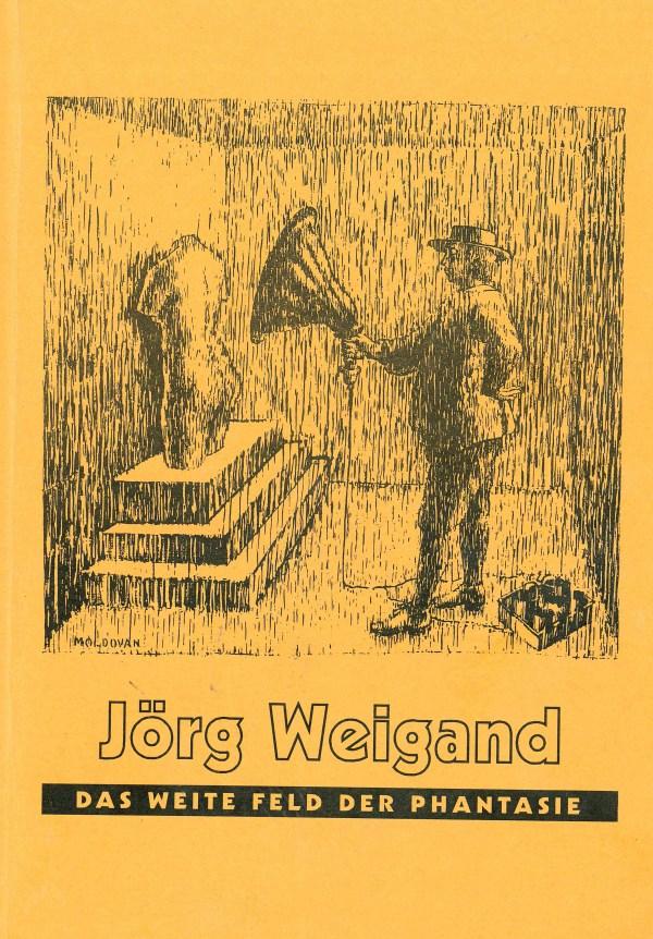Das weite Feld der Phantasie - Titelcover