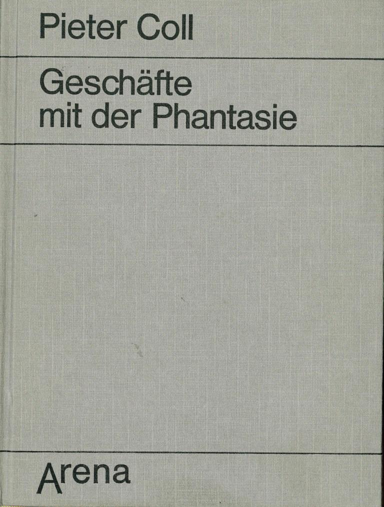 Geschäfte mit der Phantasie - Titelcover