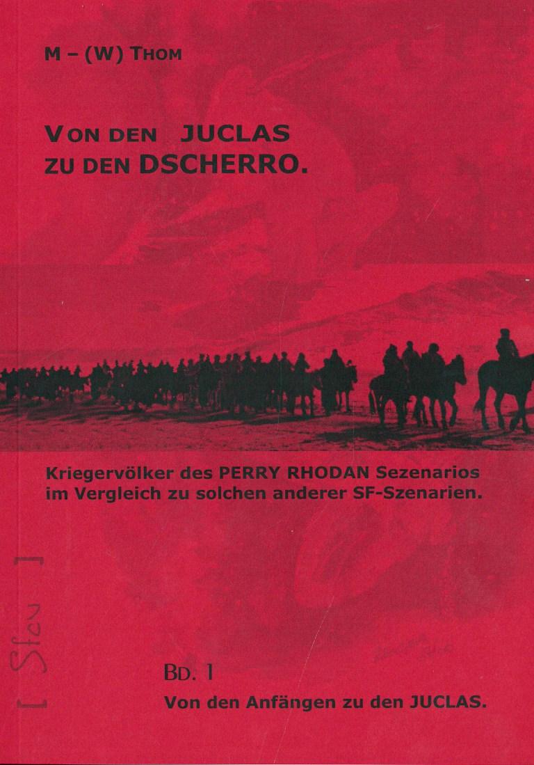 Von den Juclas zu den Dscherro - Titelcover