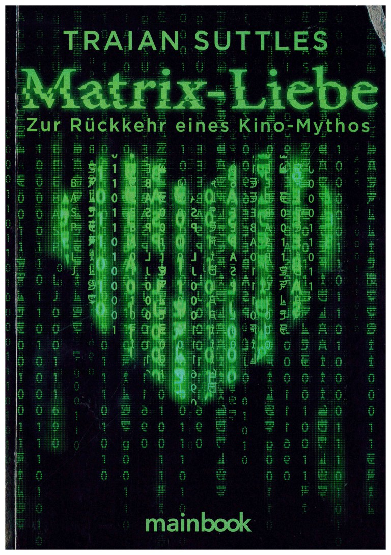 Matrix-Liebe - Titelcover