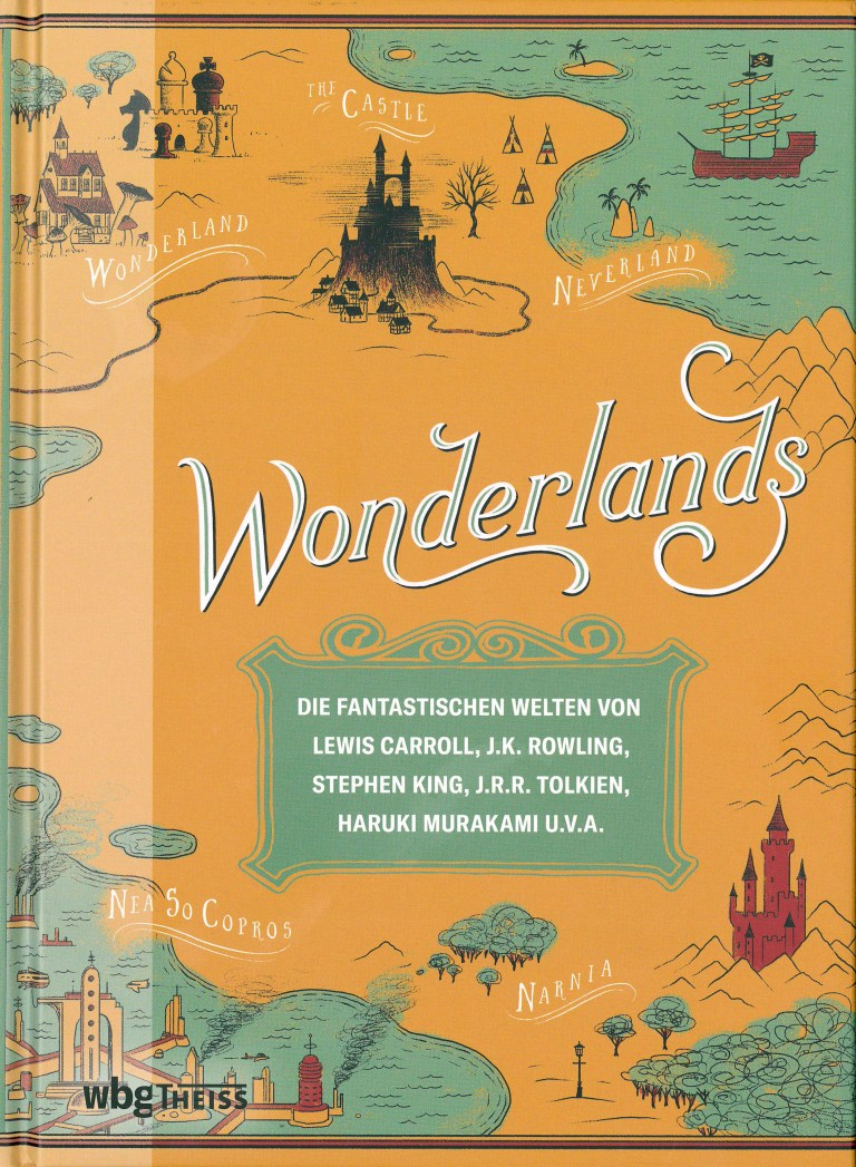 Wonderlands - Titelcover