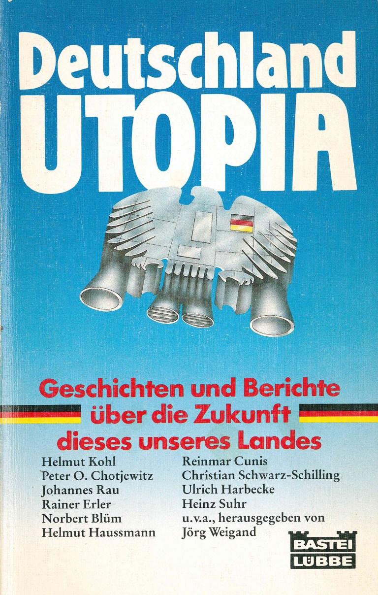 Deutschland Utopia - Titelcover