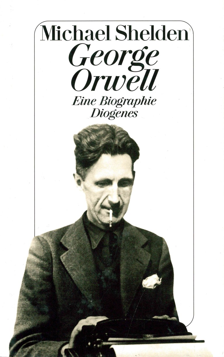 George Orwell (Shelden) - Titelcover