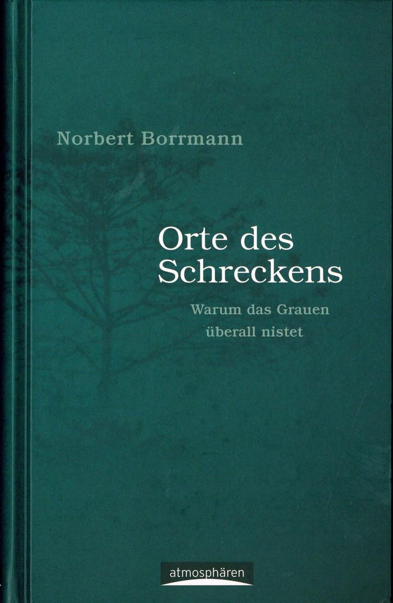 Orte des Schreckens - Titelcover