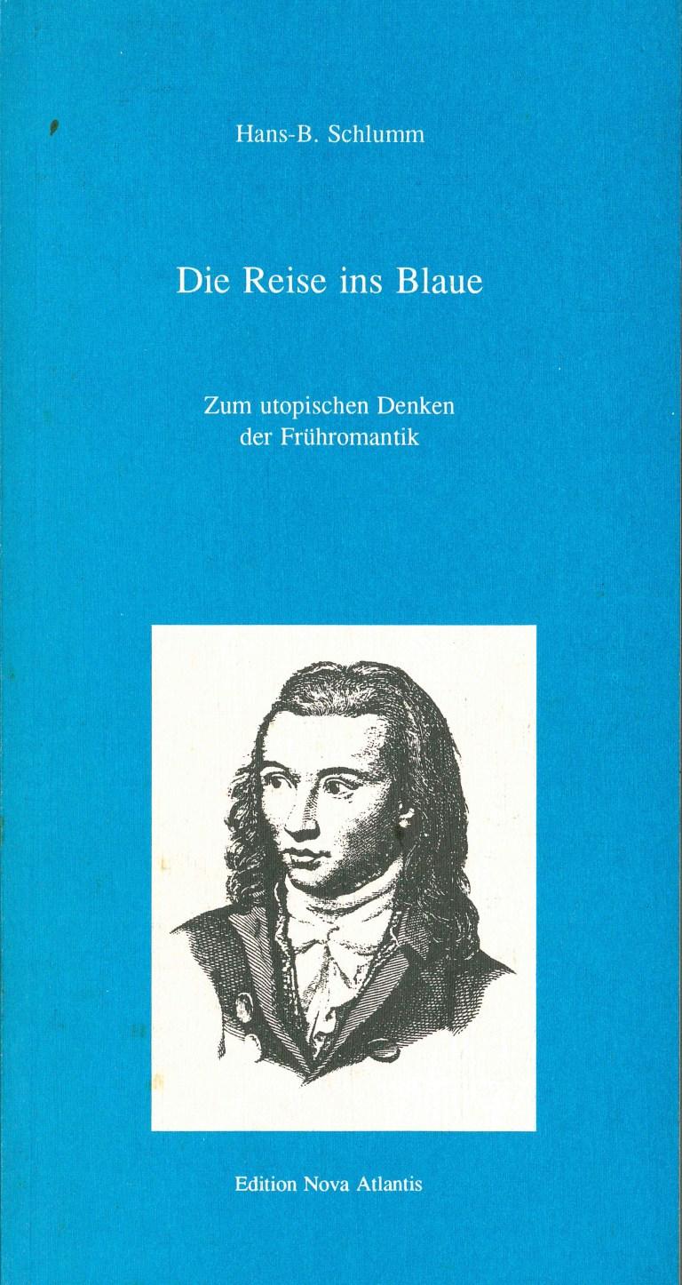 Die Reise ins Blaue - Titelcover