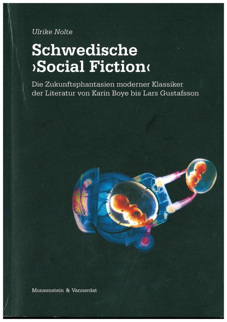 """Schwedische """"Social Fiction"""" - Titelcover"""