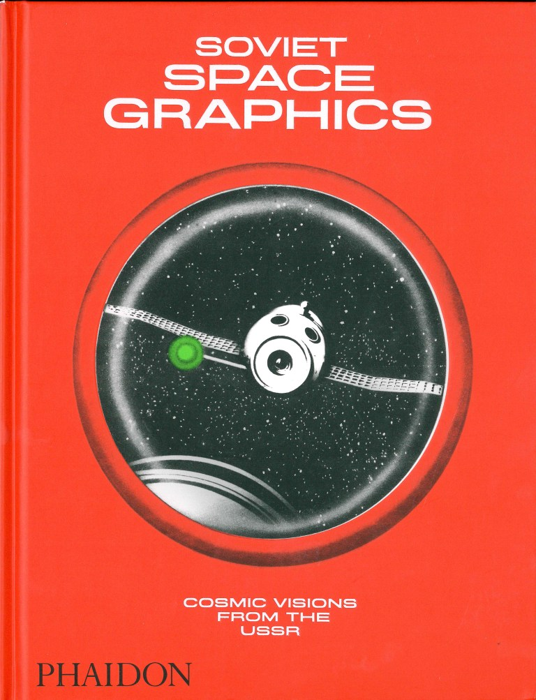 Soviet Space Graphics - Titelcover