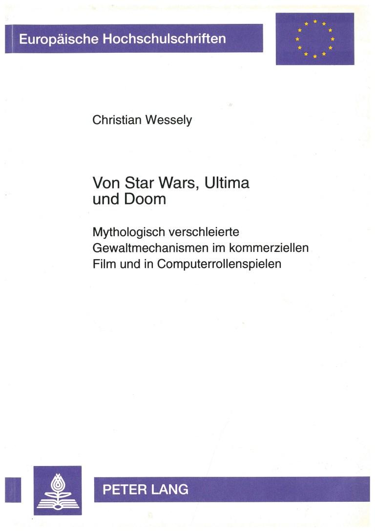 Von Star Wars, Ultima und Doom - Titelcover