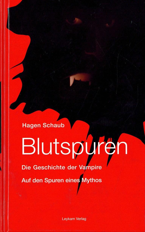 Blutspuren - Titelcover