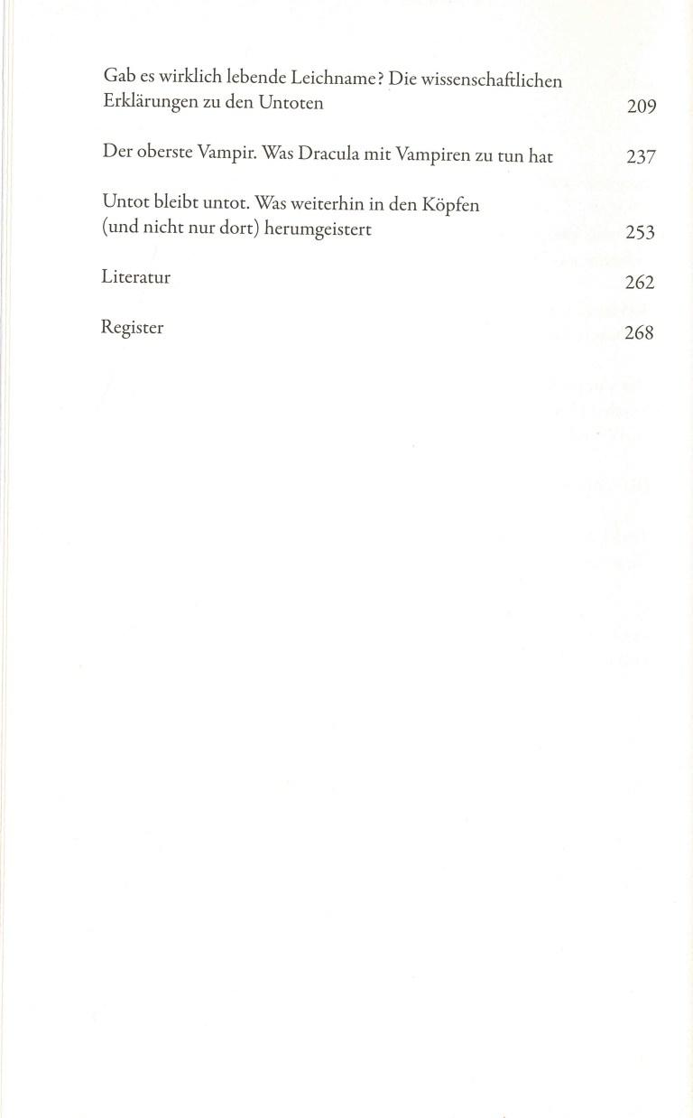 Blutspuren - Inhalt Seite 2