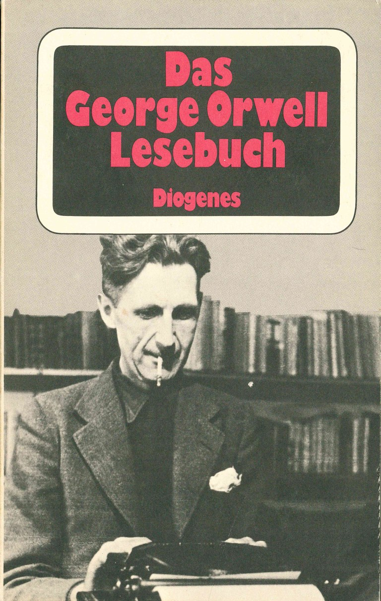 Das George Orwell Lesebuch - Titelcover