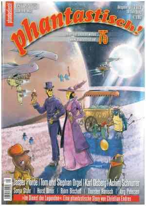 Phantastisch!, Nr. 75 - Titelcover