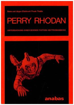 PR Untersuchung einer Science Fiction-Heftromanserie - Titelcover