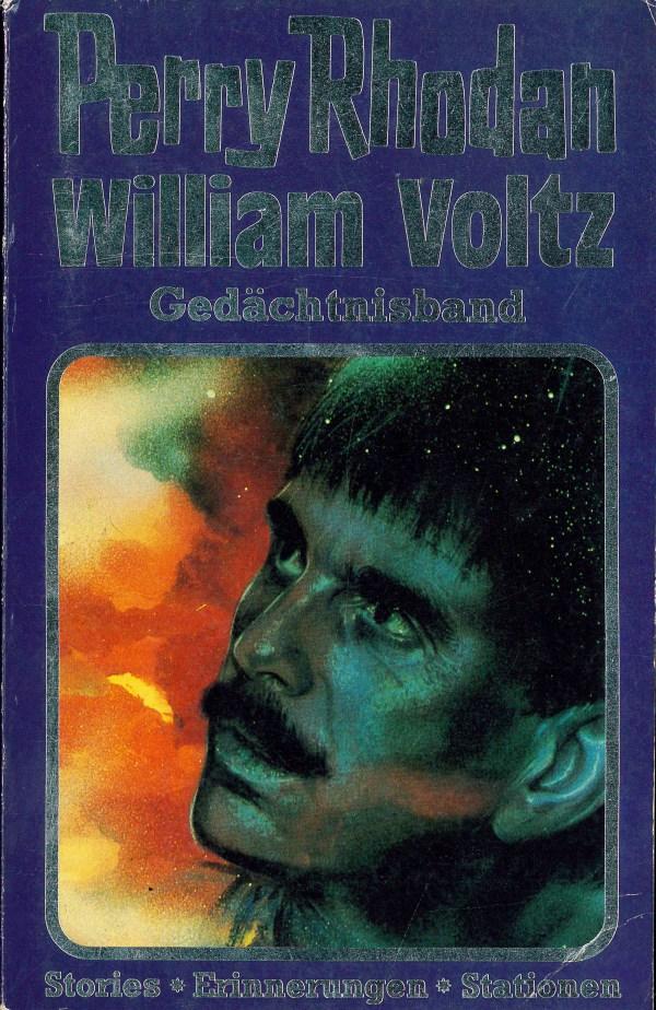 William Voltz Gedächtnisband - Titelcover