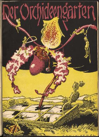 Der Orchideengarten 1919/1