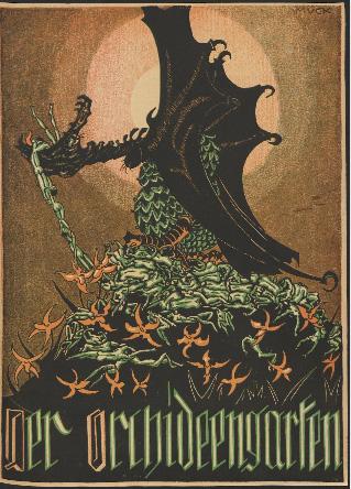 Der Orchideengarten 1919/3