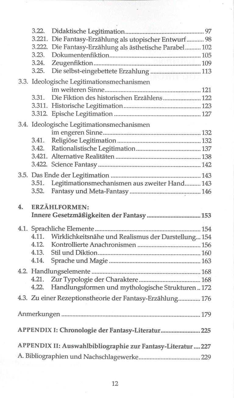 Fantasy - Inhalt Seite 2