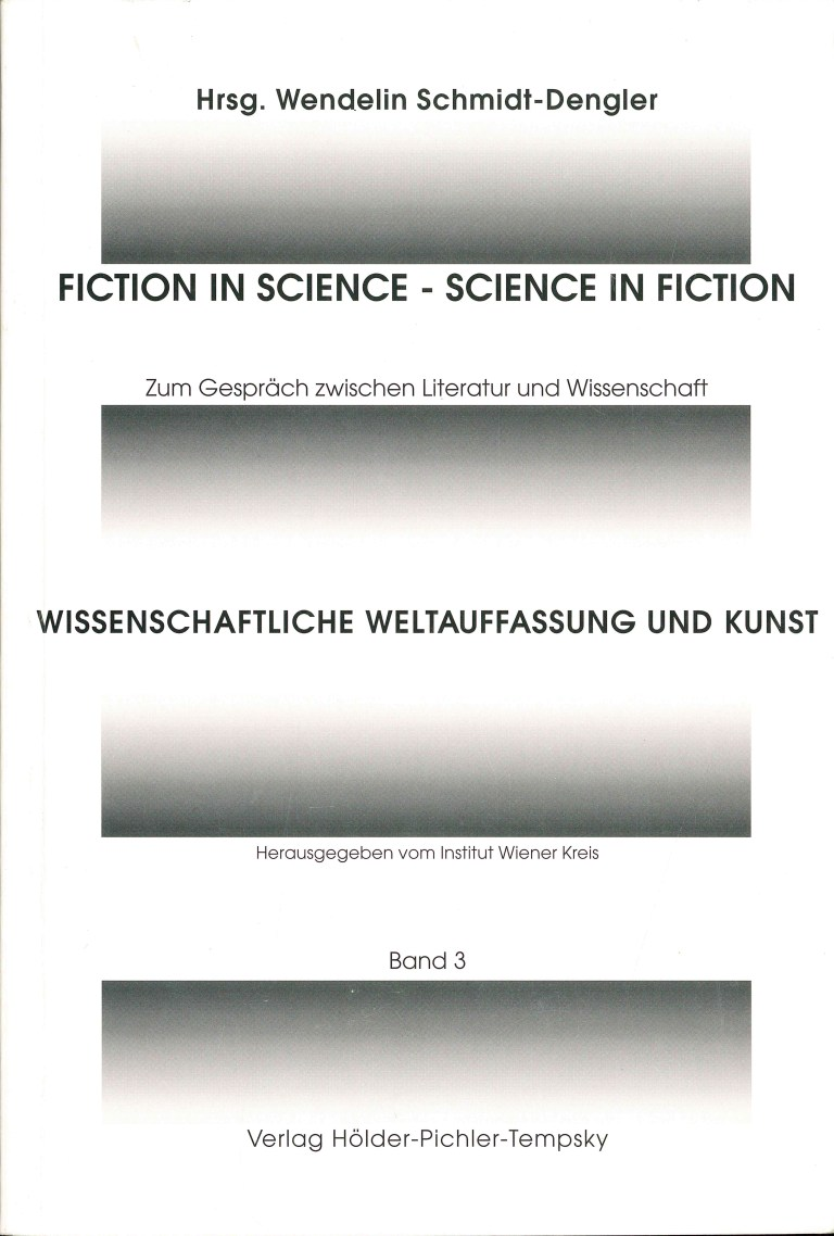 Fiction in Science-Science in Fiction - Titelcover