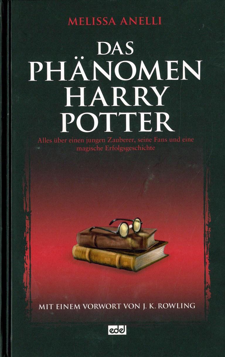 Das Phänomen Harry Potter - Titelcover