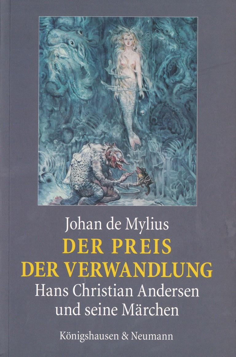 Der Preis der Verwandlung - Titelcover