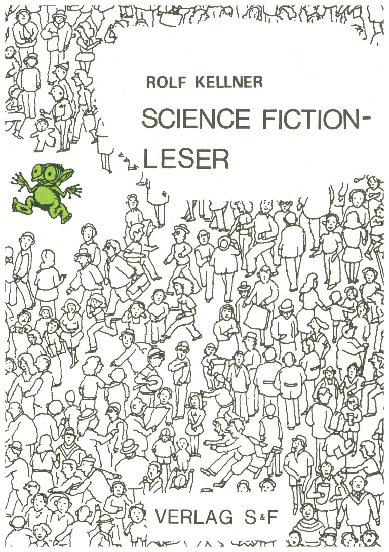 Science Ficiton-Leser - Titelcover