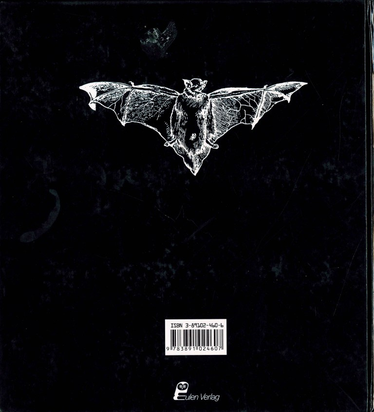 Vampire-Engwel der Finsternis - Rückencover