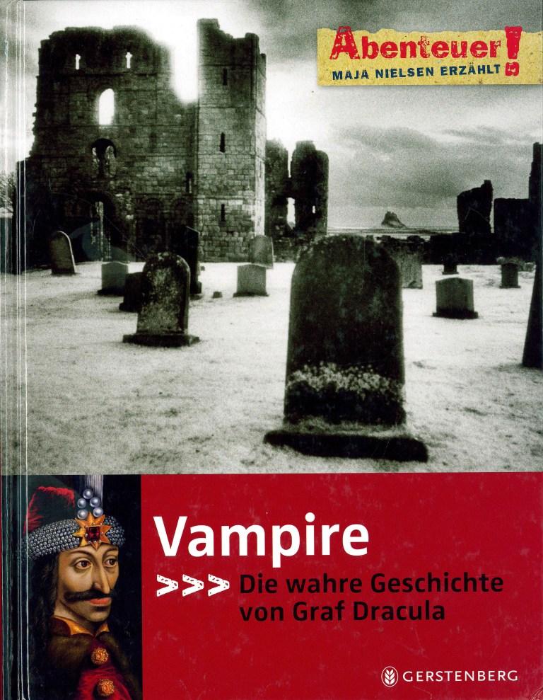 Vampire-Die wahre Geschichte - Titelcover