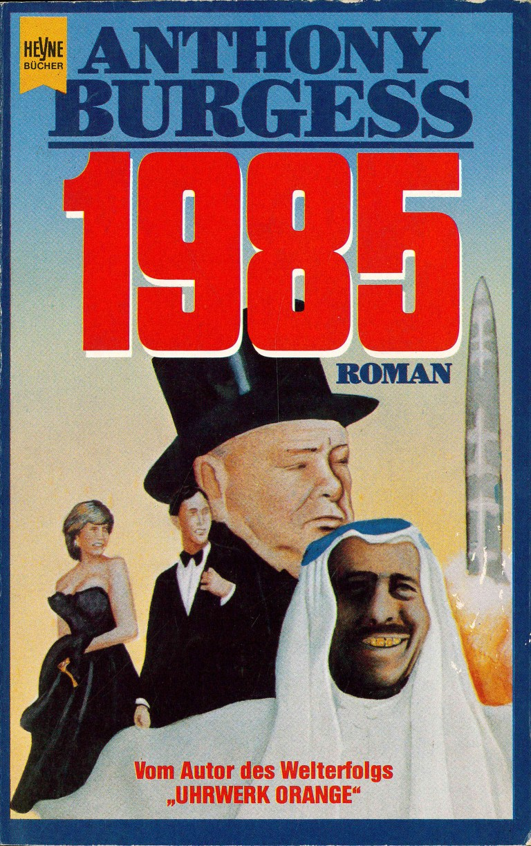 1985 - Titelcover
