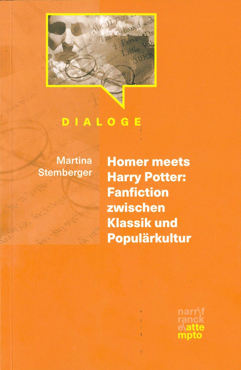 Homer meets Harry Potter - Titelcover
