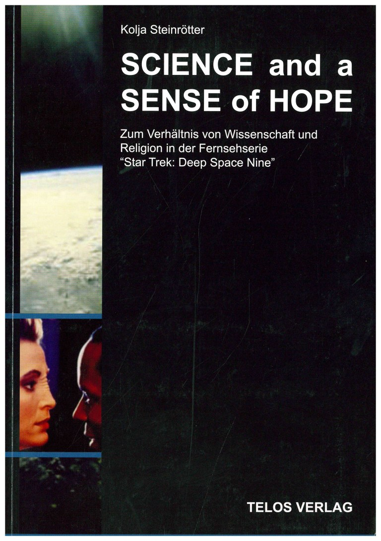 Science and a Sense of Hope - Titelcover
