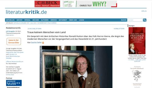 literaturkritik.de - 2021-07-09