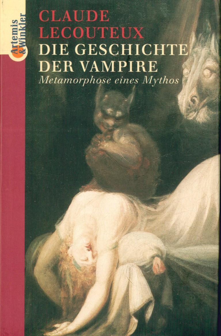 Die Geschichte der Vampire - Titelcover