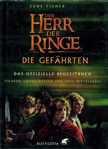 HDR-Das offizielle Begleitbuch-Die Gefährten - Titelcover
