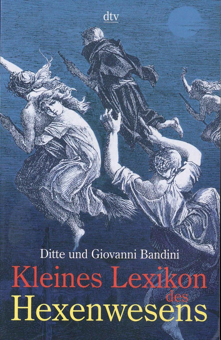 Kleines Lexikon des Hexenwesens - Titelcover