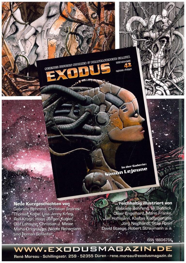 Andromeda Nachrichten Nr. 272 - Rückencover