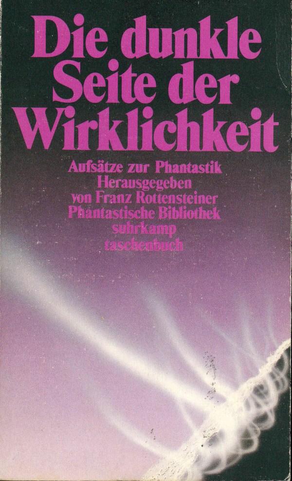 Die dunkle Seite der Wirklichkeit - Titelcover