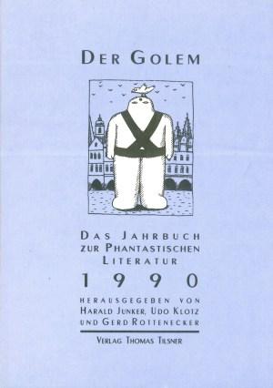 Golen 2, 1990 - Titelcover