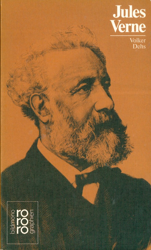 Jules Verne (Rowohlt) - Titelcover