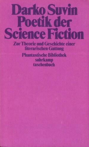 Poetik der Science Fiction - Titelcover