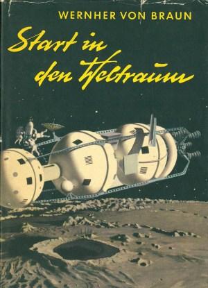 Star in den Weltraum - Titelcover