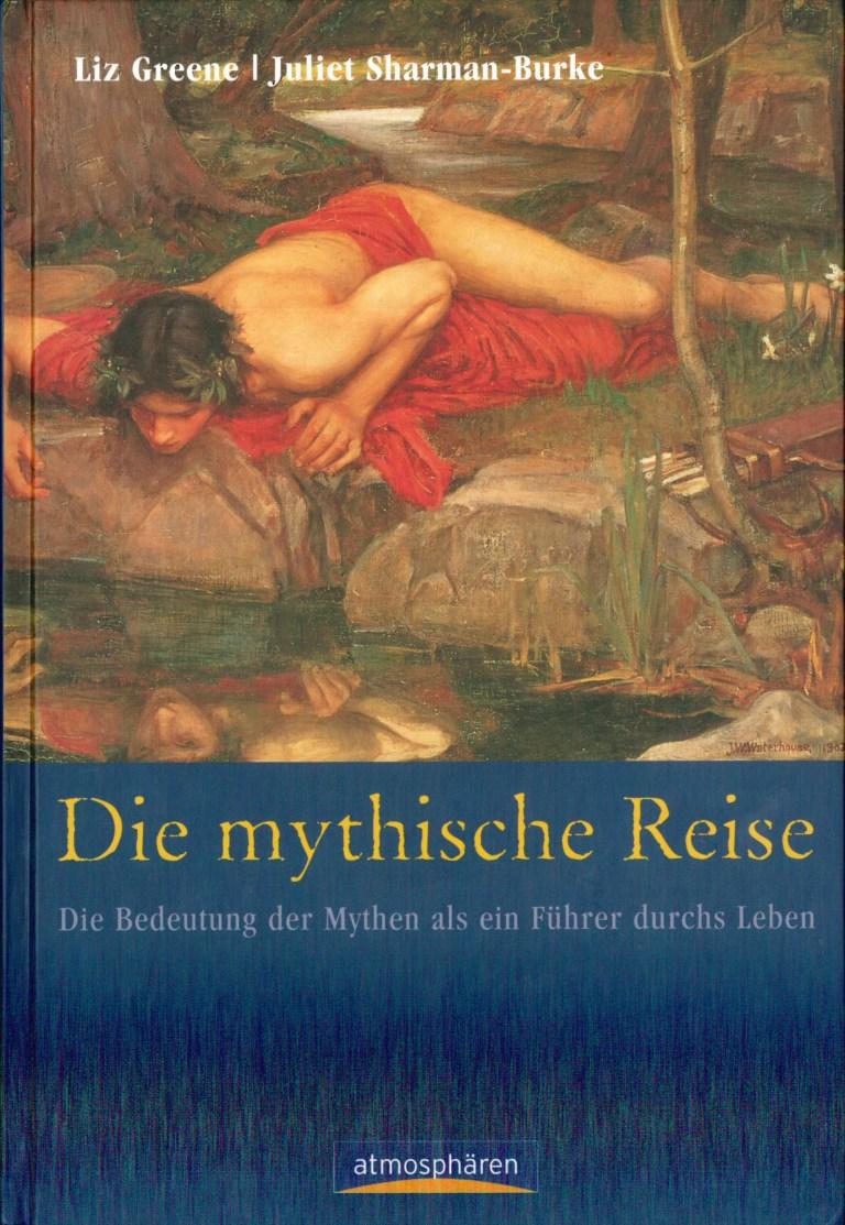 Die mythische Reise - Titelcover