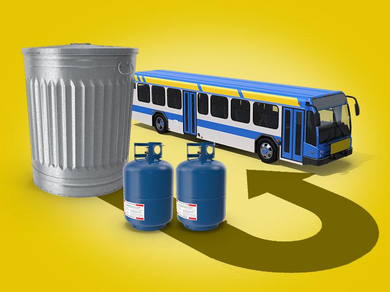 Biometano de Resíduos Sólidos Urbanos