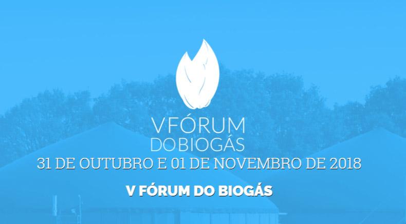 Fórum do Biogás