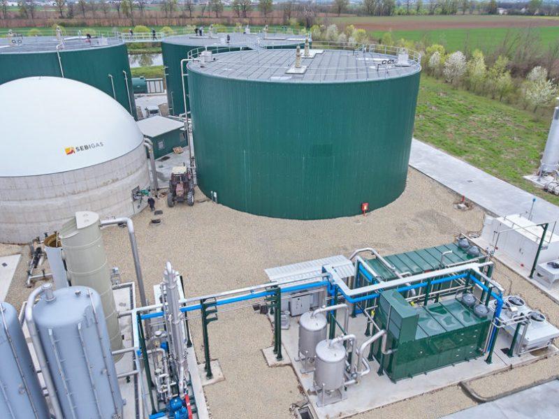 Biometano de RSU