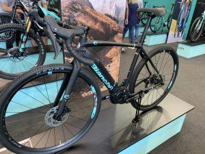 E-Gravel-Bike Bianchi
